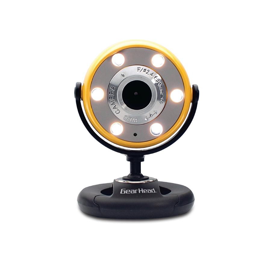 Gearhead webcam software for mac